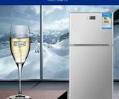 冰箱 揚子小冰箱雙門家用宿舍一級節能靜音三門冷凍冷藏小型冰箱雙開門 igo克萊爾