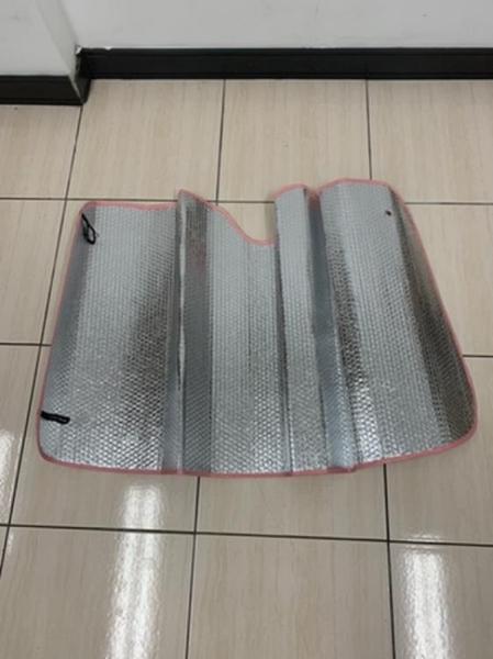 加厚汽車前擋風玻璃遮陽擋防曬隔熱板遮光板(130*70/@777-4377)