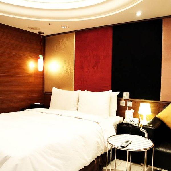 【台北】寶格利時尚旅館-時尚黃鑽三小時休憩券