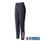 K-SWISS KS Capri Pants運動長褲-女-黑