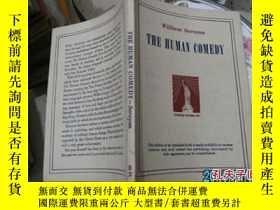 二手書博民逛書店WILLIAM罕見SAROYAN THE HUMAN COMEDY A5Y10336