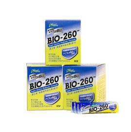 喜又美 美國專利益生菌 BIO-260[買3送1共4盒再特價] (3gX30包/盒 )