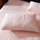 防水枕套防口水頭油枕頭防螨蟲枕芯保護套信封內膽套48x74cm一對 聖誕鉅惠