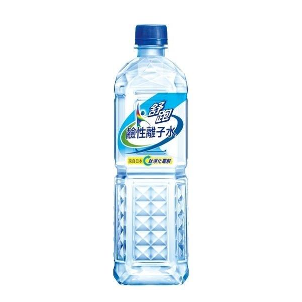 舒跑 鹼性離子水 850mlX20入/箱購