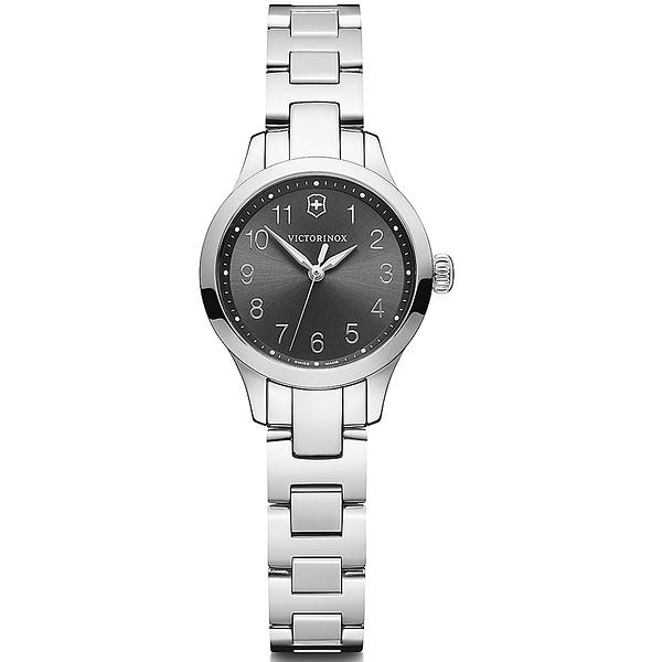 VICTORINOX SWISS ARMY瑞士維氏Alliance XS現代時尚女錶 VISA-241839 黑