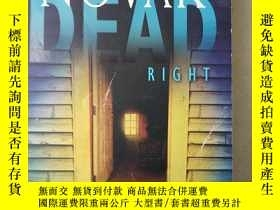 二手書博民逛書店罕見NOVAK DEAD RIGHT (英文原版)Y7353 B RE ND A MIRA 出版2007