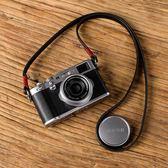 相機背帶 單眼 復古 微單 相機肩帶 掛繩 頭層牛皮  魔法鞋櫃