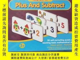 二手書博民逛書店match-IT!plus罕見and subtract No.0