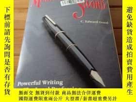 二手書博民逛書店MIGHTIER罕見THAN THE SWORD Powerful Writing In The Legal
