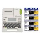【任選市價399標籤帶12捲送一捲】EPSON LW-700 可攜式輕巧型標籤機