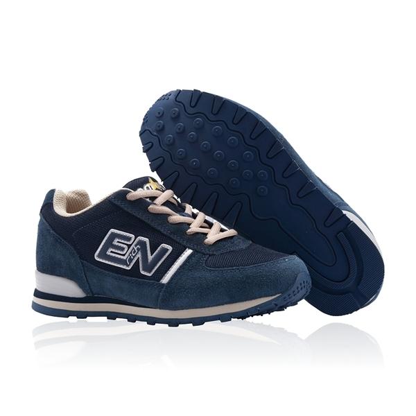 ENRICH英立奇 健走慢跑鞋-海軍藍 女款 RB05L-08 (32-38)