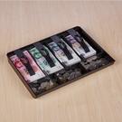 收銀盒收銀盤簡易便利店錢箱市收銀零錢收納盒 抽屜式專用櫃臺格子員 LX 智慧e家 新品