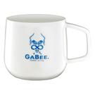 金時代書香咖啡 GABEE. 38號馬克杯(藍) HG0859GBB