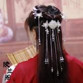 復古手工發簪盤髮古典發飾髮簪