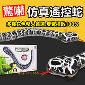 充電 遙控蛇 電子蛇 仿真蛇 整人玩具 聖誕禮物 交換禮物 聖誕節 電動假蛇【RT008】