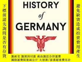 二手書博民逛書店The罕見Shortest History Of GermanyY364682 James Hawes Old