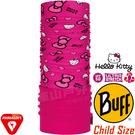BUFF 121575_Hello Kitty授權  Child Polar兒童單面保暖頭巾 防風領巾/快乾圍巾/防寒帽/脖圍
