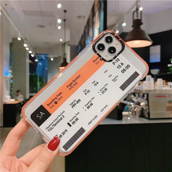 (附掛繩)OPPO A5 A9 2020 AX7 AX7Pro Realme5 Pro XT Reno2z 透明邊框軟殼 潮牌機票 旅遊保護套