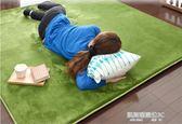小地毯臥室床邊客廳床前長方形家用可愛榻榻米滿鋪房間客廳地墊子  凱斯頓數位3C