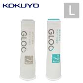 【日本正版】GLOO 方形口紅膠 (L) 直角口紅膠 口紅膠 顯示型口紅膠 黏貼用品 KOKUYO 335988 336022