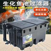 過濾器 佳寶魚池過濾器100I/II/955過濾箱桶佳寶40IA魚池過濾凈水系統 mks阿薩布魯