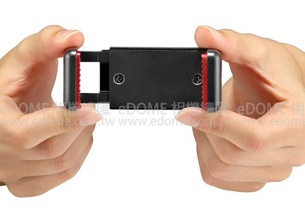 MANFROTTO 曼富圖 SMART CLAMP 通用智慧型手機夾 (郵寄免運 正成貿易公司貨) 手機萬用夾 適用iPHONE 6S PLUS