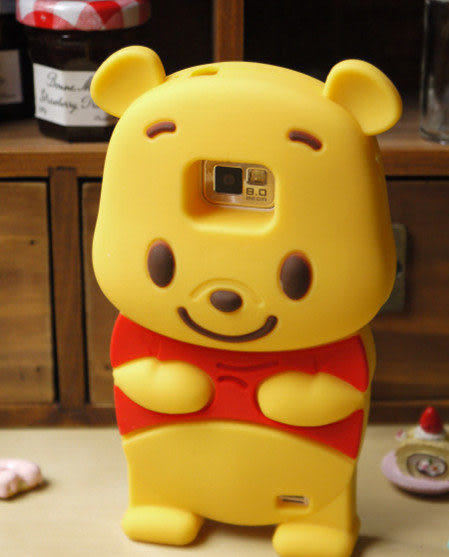 note3 現貨免運 任選2件$900  Note2 S3 S2 S4/iphone 5 /SONY LT26I note1i9082 9152 5.8寸New ONE可愛小熊