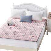 床墊保護墊薄款墊被防滑可折疊墊背床褥子雙人1.8M/1.5米床護墊 baby嚴選