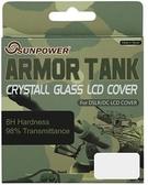 SUNPOWER 防爆水晶玻璃硬式保護貼 螢幕保護貼 適用型號 (詳內文) ~含運