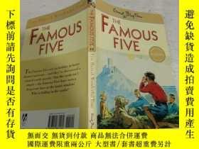 二手書博民逛書店THE罕見FAMOUS FIVE HAVE A WONDERFUL TIME(著名五人组度过了一段美好的时光)