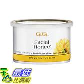 [107美國直購] 蜜蠟 GiGi Facial Honee For Delicate Skin, 14 Ounce