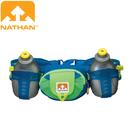 【NATHAN 美國 Trail Mix水壺腰包 黑/藍】NA4625NEB/水壺腰包/自行車/登山/運動/馬拉松/野跑