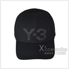 Y-3 CL LOGO CAP 字母LOGO山本耀司棒球帽(黑)