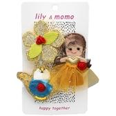 【美國 Lily & Momo】手工童趣髮飾- 美女與野獸 #HCA406