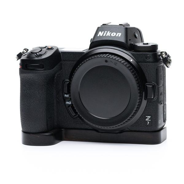 【SHINE AWAY】 木製相機底座  適用 NIKON Z7 Z6 手把