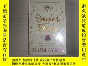 二手書博民逛書店bengdont罕見blondes【111】Y10970 plum sylees