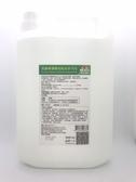 克菌寧 酒精性乾洗手液75% 4000 ml ( 清香綠茶 )