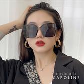 《Caroline》韓系質感熱門款網紅潮流太陽眼鏡72373