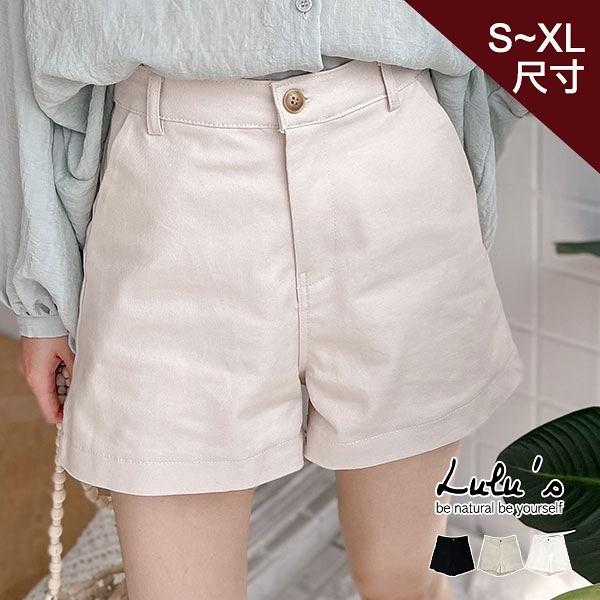LULUS特價【A04210005】K自訂款A字斜紋短褲S-XL3