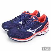 MIZUNO 女 RIDER 慢跑鞋WAVE RIDER 21 美津濃 慢跑鞋- J1GD180302