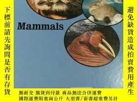 二手書博民逛書店My罕見First Britannica Mammals 12Y