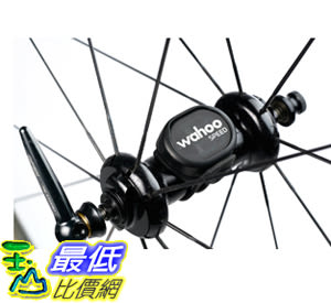 [106美國直購] Wahoo B01DIE7LUG (Speed Sensor) 腳踏速度 紀錄 感應器 RPM Sensor iPhone Android Bike Computers