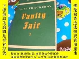 二手書博民逛書店(ZEPHYR罕見BOOKS)W.M.THACKERAY VAN