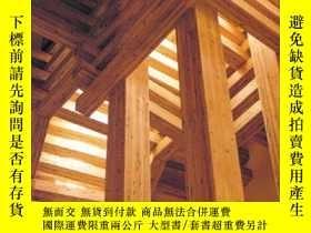二手書博民逛書店Wood:罕見New Directions in Design and Architecture-木材:設計與建築