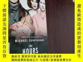 二手書博民逛書店那時那刻罕見The Hours(Michael Cunningham) 英文原版Y12880 Michael