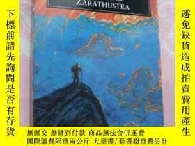 二手書博民逛書店Thus罕見spoke Zarathustra 尼采名著《扎拉圖