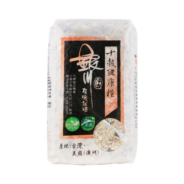 銀川-十穀健康糧 900g/包