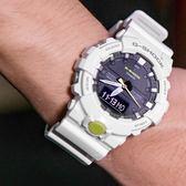 【人文行旅】G-SHOCK   GA-800SC-7ADR 強悍多功能運動錶 防水