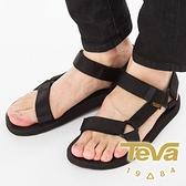【TEVA】Original Urban M's 男 織帶涼鞋/原創復古『BLK 黑色』1004010 功能鞋.休閒鞋.健行鞋.涼鞋