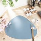 莫內野餐皮革餐墊-藍36.5*45cm-生活工場